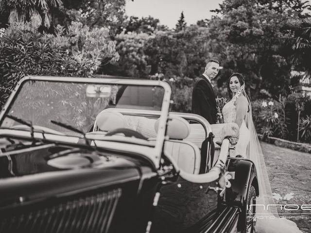 La boda de Zoraida y Daniel  en La Linea De La Concepcion, Cádiz 11
