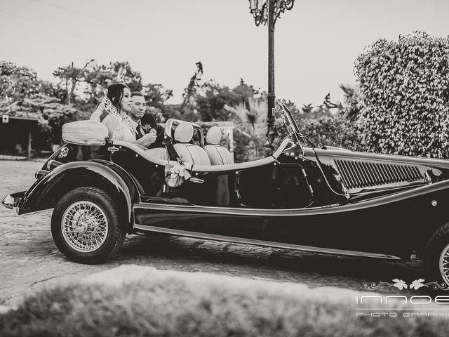 La boda de Zoraida y Daniel  en La Linea De La Concepcion, Cádiz 13