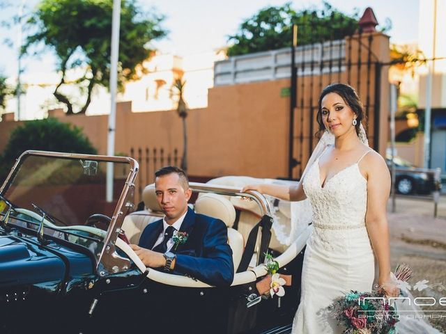 La boda de Zoraida y Daniel  en La Linea De La Concepcion, Cádiz 14
