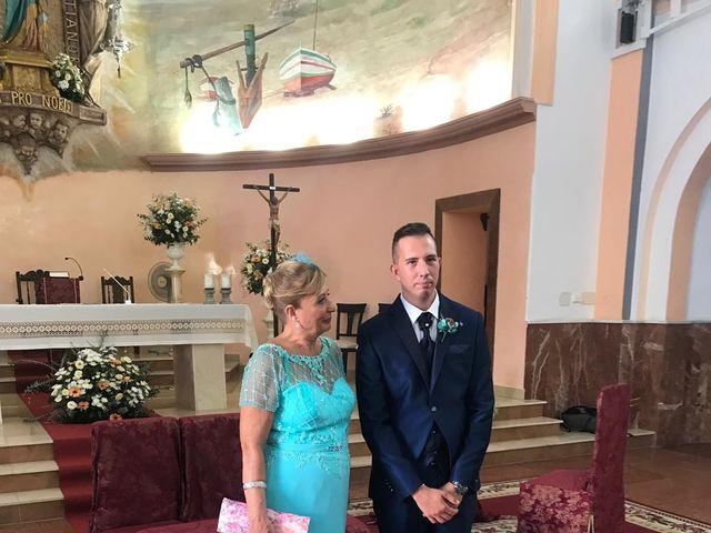 La boda de Zoraida y Daniel  en La Linea De La Concepcion, Cádiz 15