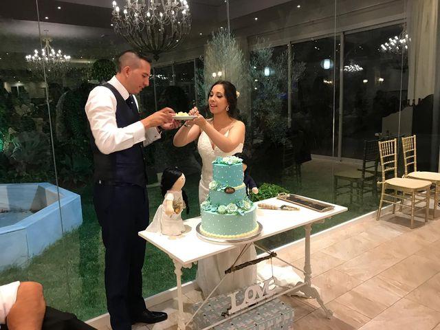 La boda de Zoraida y Daniel  en La Linea De La Concepcion, Cádiz 17