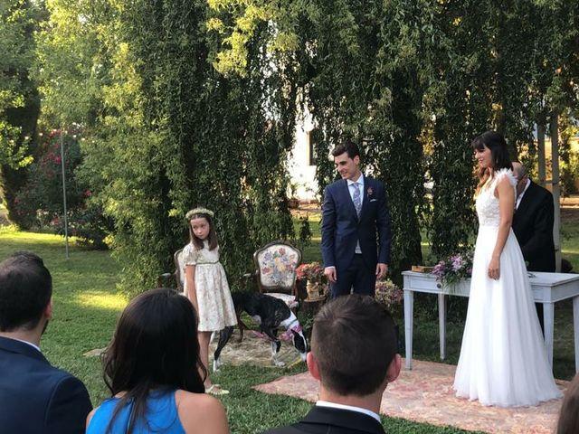 La boda de Victor y Marta en Alfajarin, Zaragoza 1
