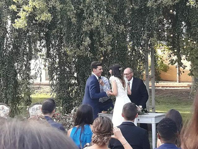 La boda de Victor y Marta en Alfajarin, Zaragoza 7