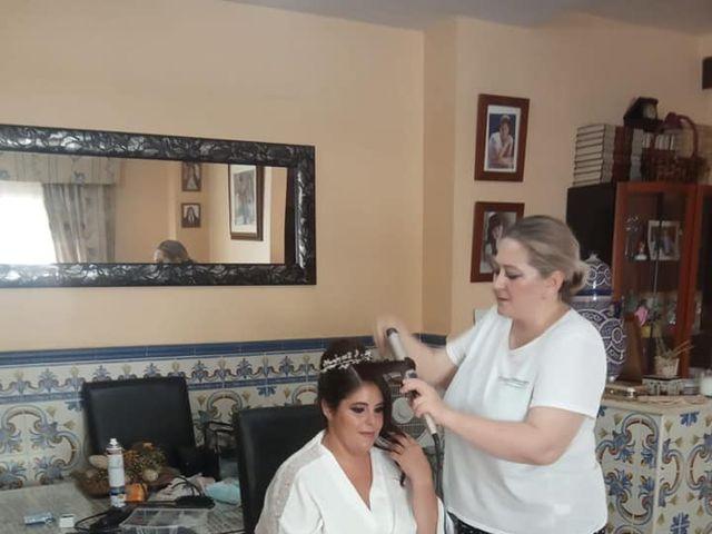 La boda de Alberto y Cristina en Manzanilla, Huelva 5