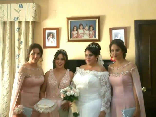 La boda de Alberto y Cristina en Manzanilla, Huelva 6