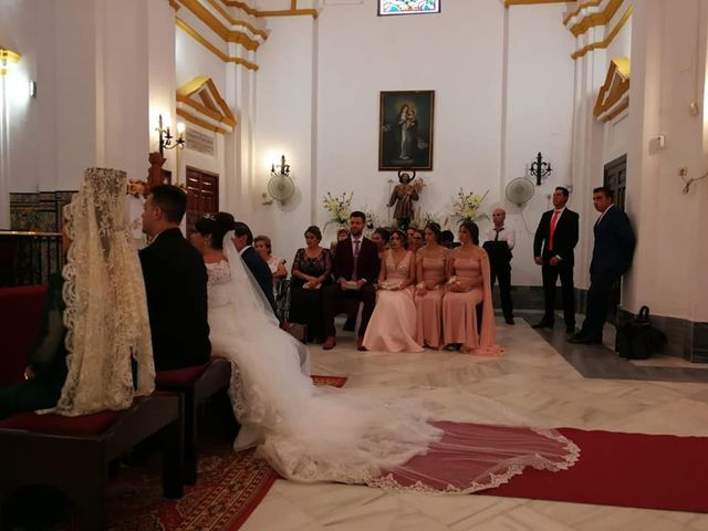 La boda de Alberto y Cristina en Manzanilla, Huelva 1