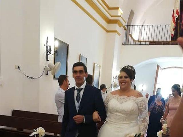 La boda de Alberto y Cristina en Manzanilla, Huelva 7