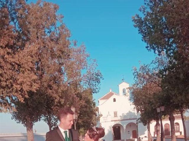 La boda de Alberto y Cristina en Manzanilla, Huelva 8