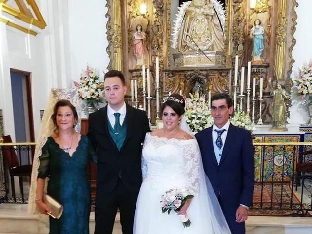 La boda de Alberto y Cristina en Manzanilla, Huelva 9