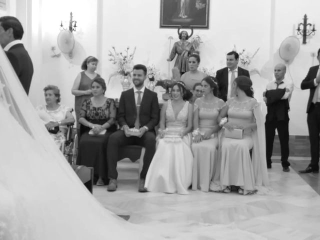 La boda de Alberto y Cristina en Manzanilla, Huelva 10