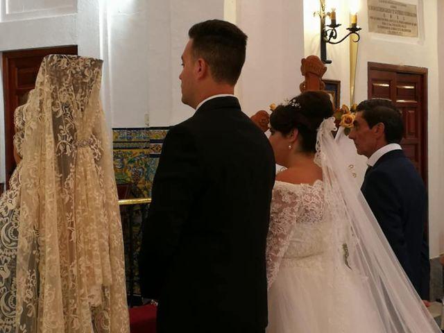La boda de Alberto y Cristina en Manzanilla, Huelva 11