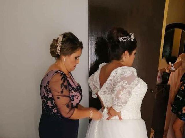 La boda de Alberto y Cristina en Manzanilla, Huelva 15