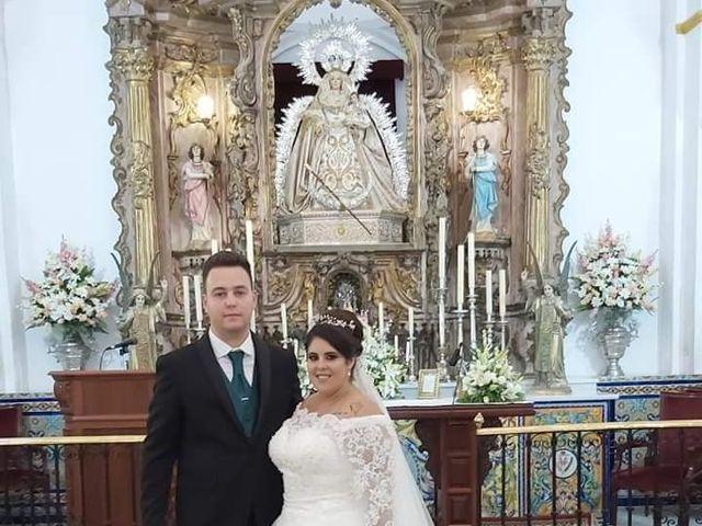 La boda de Alberto y Cristina en Manzanilla, Huelva 16