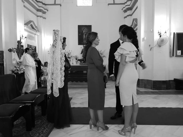 La boda de Alberto y Cristina en Manzanilla, Huelva 18