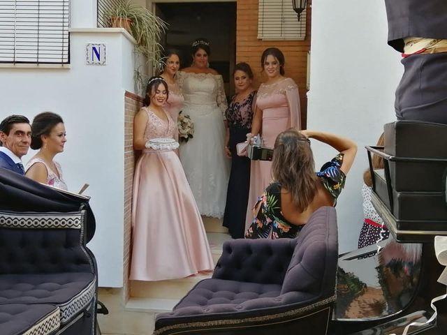La boda de Alberto y Cristina en Manzanilla, Huelva 19