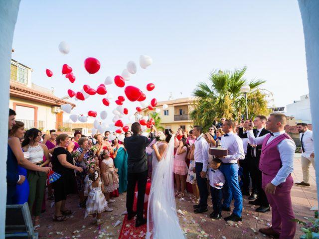 La boda de Ghita y Mónica en Motril, Granada 4