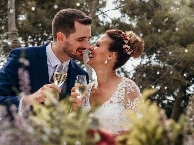 La boda de Estefanía y Javier