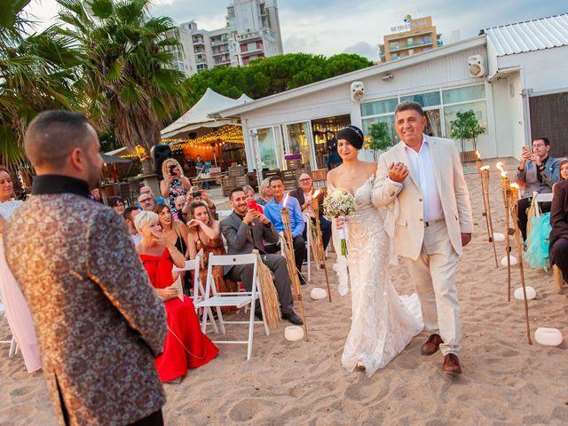 La boda de Paco y Desiree en Malgrat De Mar, Barcelona 19
