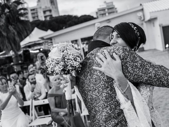 La boda de Paco y Desiree en Malgrat De Mar, Barcelona 20