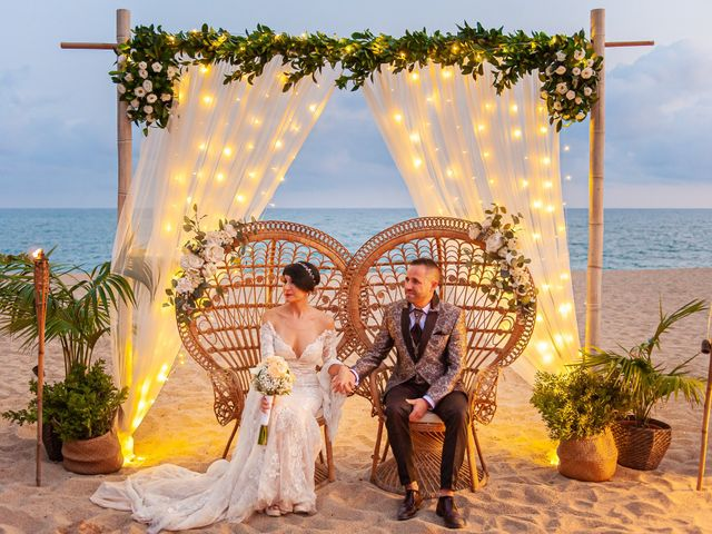 La boda de Paco y Desiree en Malgrat De Mar, Barcelona 22
