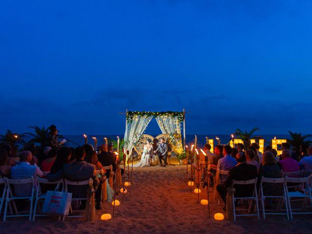 La boda de Paco y Desiree en Malgrat De Mar, Barcelona 24