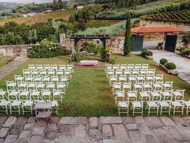 La boda de Rafa y Carolina en Ourense, Orense 1