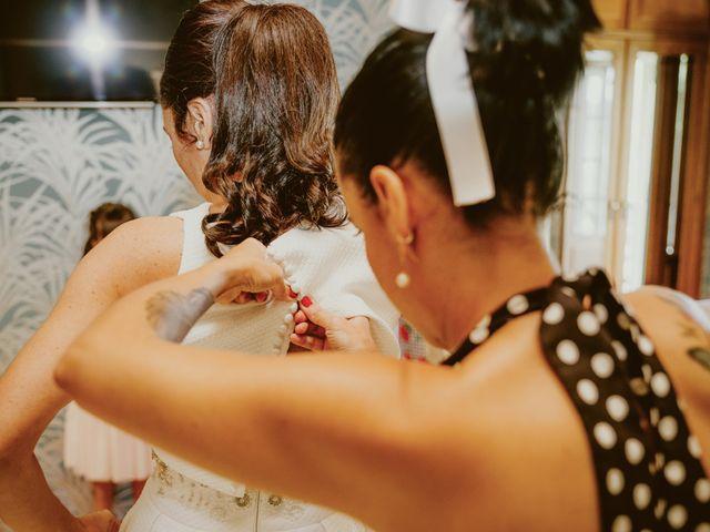 La boda de Rafa y Carolina en Ourense, Orense 14