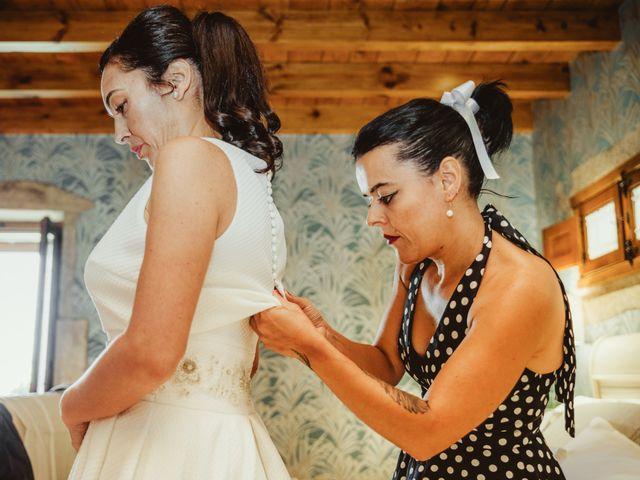 La boda de Rafa y Carolina en Ourense, Orense 16