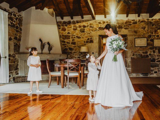 La boda de Rafa y Carolina en Ourense, Orense 19