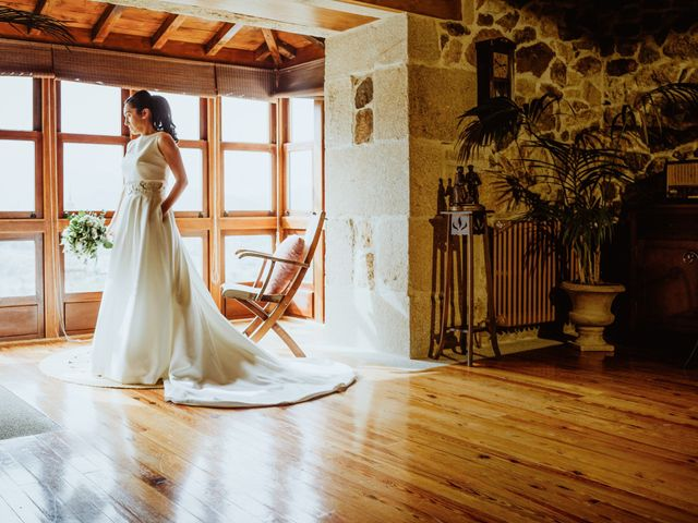 La boda de Rafa y Carolina en Ourense, Orense 20
