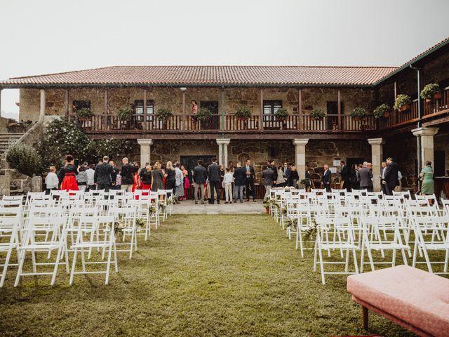 La boda de Rafa y Carolina en Ourense, Orense 21