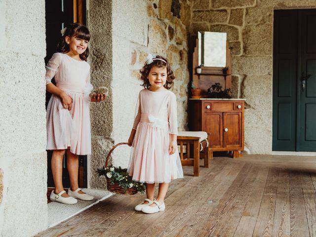 La boda de Rafa y Carolina en Ourense, Orense 23