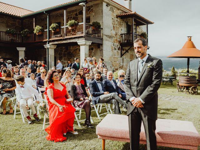 La boda de Rafa y Carolina en Ourense, Orense 26