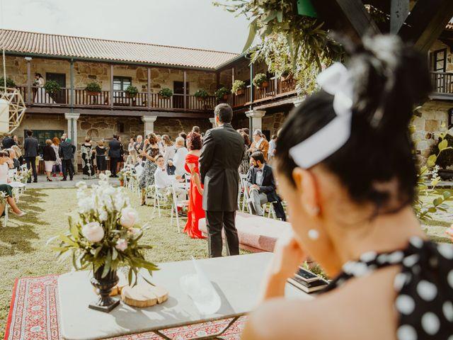 La boda de Rafa y Carolina en Ourense, Orense 27