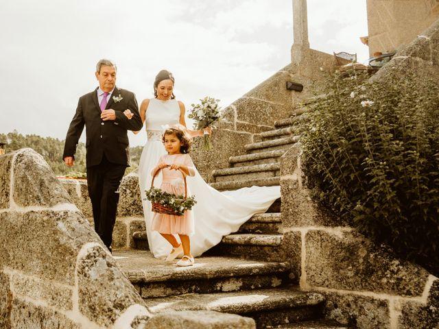 La boda de Rafa y Carolina en Ourense, Orense 28