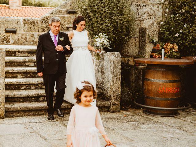 La boda de Rafa y Carolina en Ourense, Orense 29