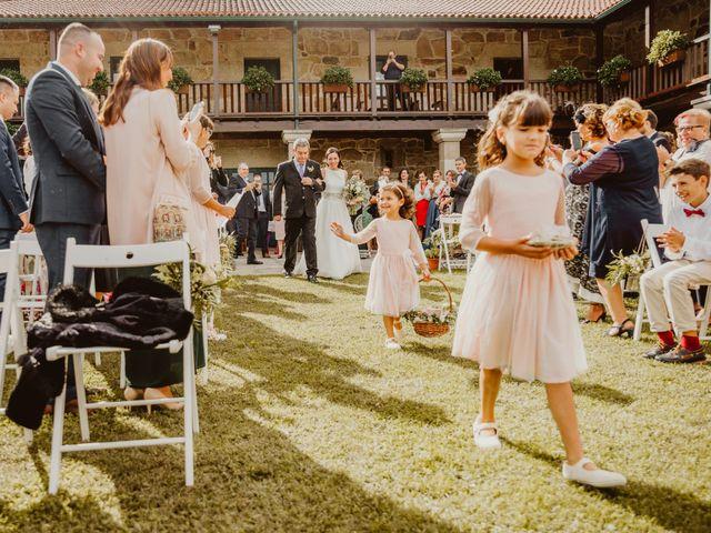 La boda de Rafa y Carolina en Ourense, Orense 30