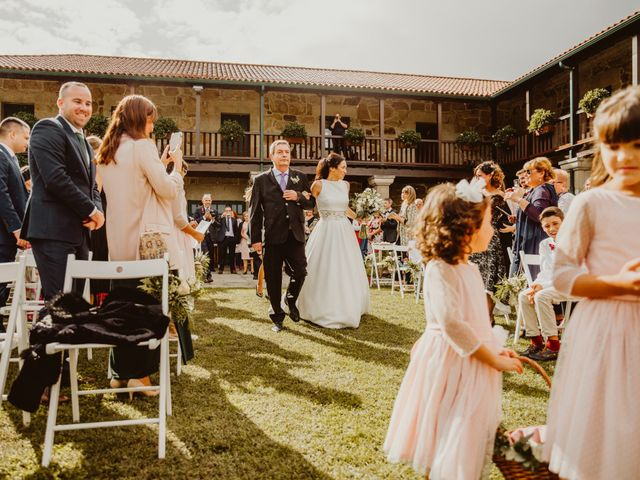 La boda de Rafa y Carolina en Ourense, Orense 32