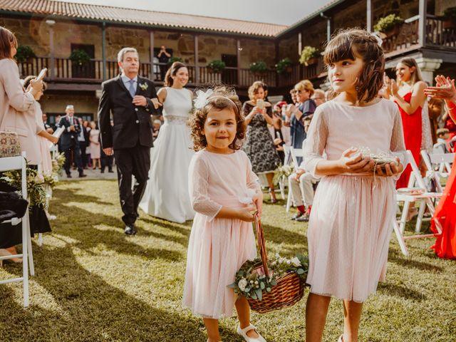 La boda de Rafa y Carolina en Ourense, Orense 33