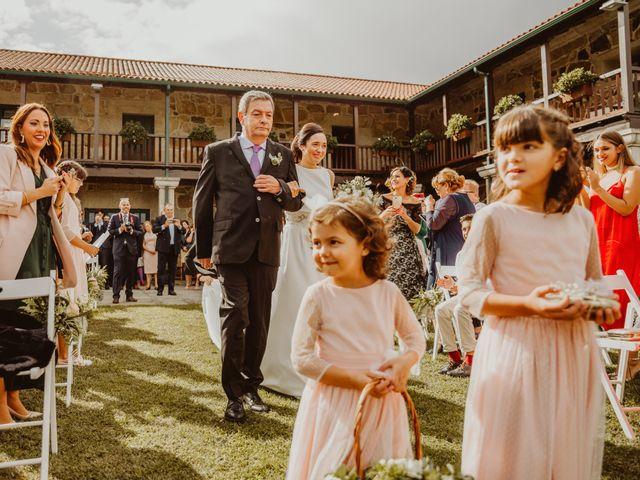 La boda de Rafa y Carolina en Ourense, Orense 34
