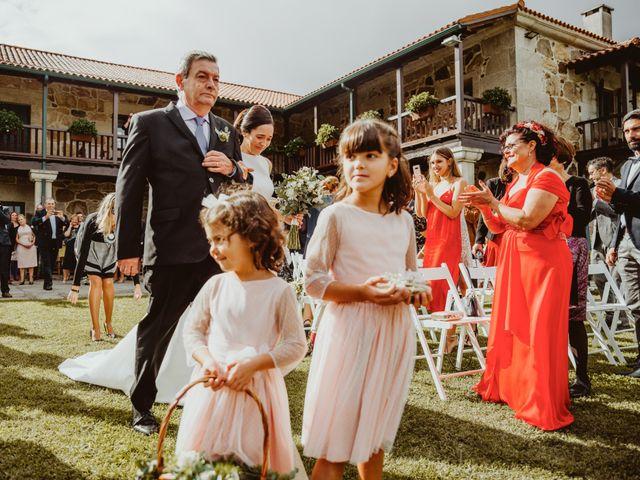 La boda de Rafa y Carolina en Ourense, Orense 35