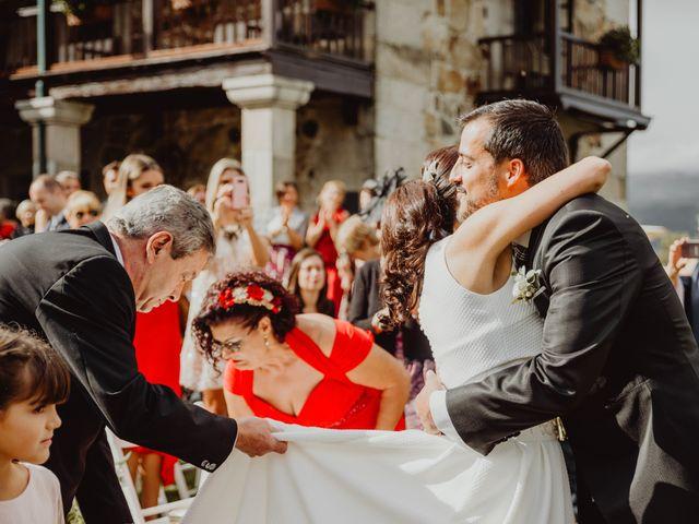 La boda de Rafa y Carolina en Ourense, Orense 36