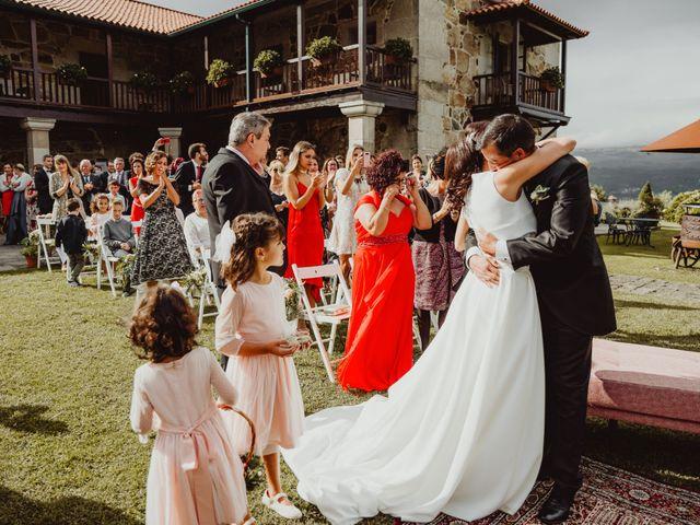 La boda de Rafa y Carolina en Ourense, Orense 37