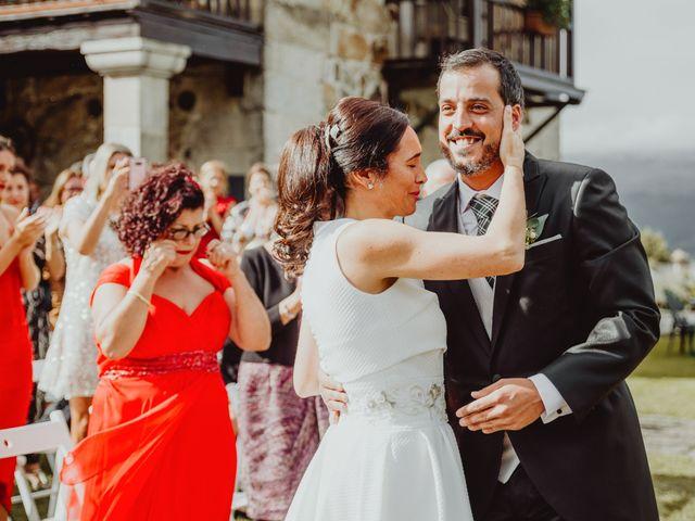 La boda de Rafa y Carolina en Ourense, Orense 38