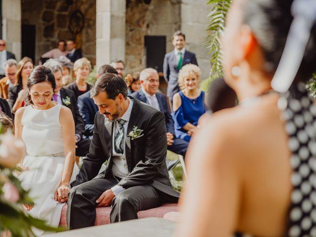 La boda de Rafa y Carolina en Ourense, Orense 40