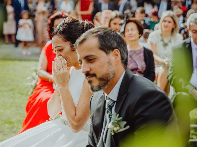 La boda de Rafa y Carolina en Ourense, Orense 42