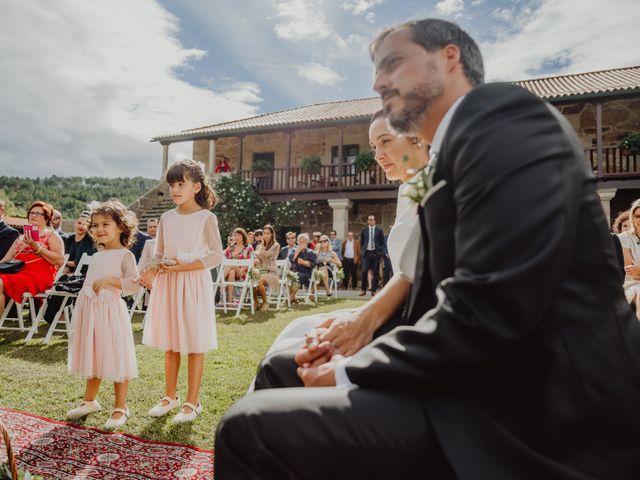 La boda de Rafa y Carolina en Ourense, Orense 43