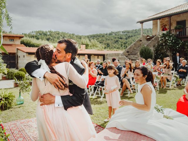La boda de Rafa y Carolina en Ourense, Orense 44