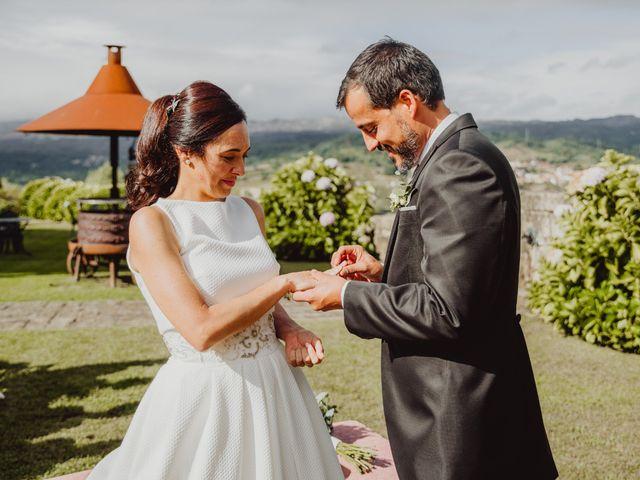 La boda de Rafa y Carolina en Ourense, Orense 46