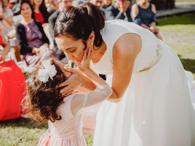 La boda de Rafa y Carolina en Ourense, Orense 49